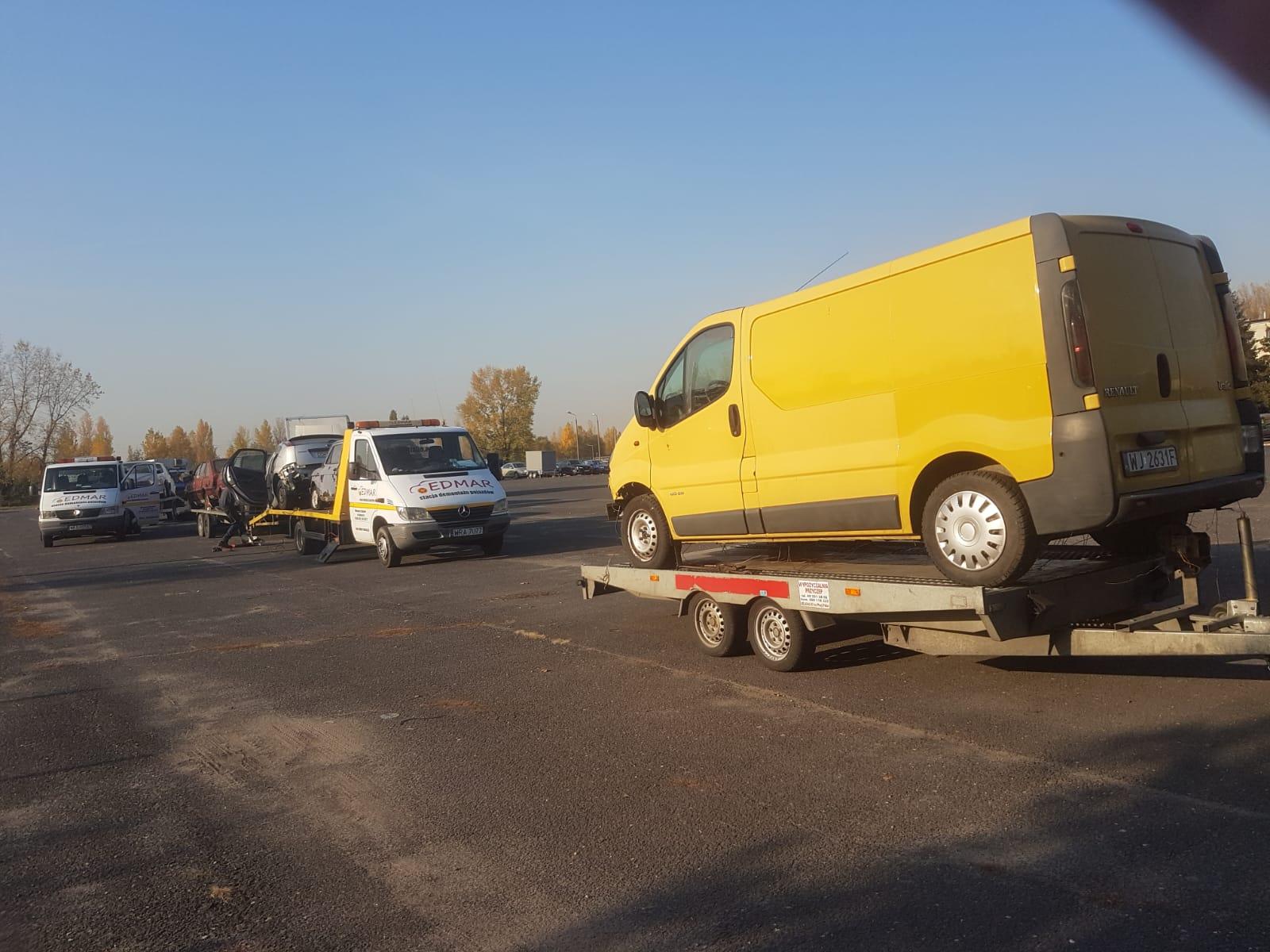 Pomoc drogowa polska – program partnerski dla laweciarzy