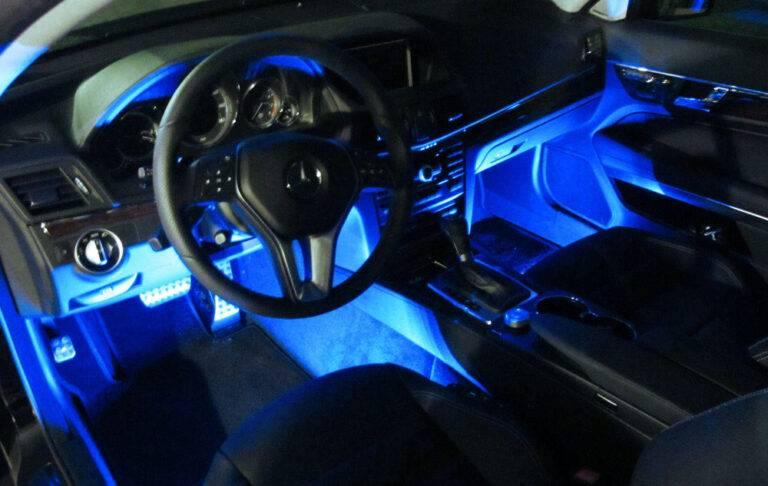 Jakie oświetlenie led wybrać dla twojego samochodu